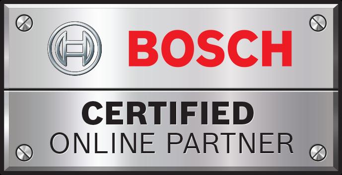 Bosch Certified Online Partner