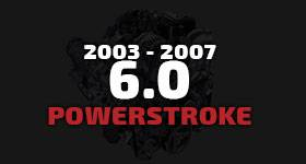 Ford Powerstroke - 2003-2007 Ford Powerstoke 6.0