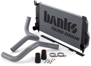 2006-2007 LBZ VIN Code D - Intercooler & Piping