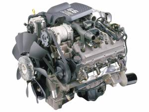 2001-2004 LB7 VIN Code 1 - Engine