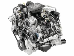 2007.5-2010 LMM VIN Code 6 - Engine