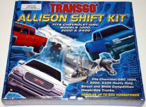 Transmission - Shift Kit