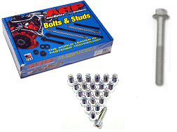 Engine - Bolts, Studs, Fasteners