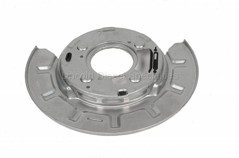 GM OEM-Brake Backing Plate 22937749