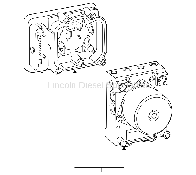 Gm Oem Anti Lock Brake Control Module 2015 2017