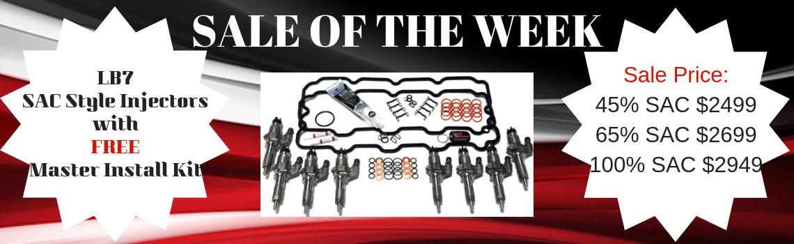 Sale of the Week SAC