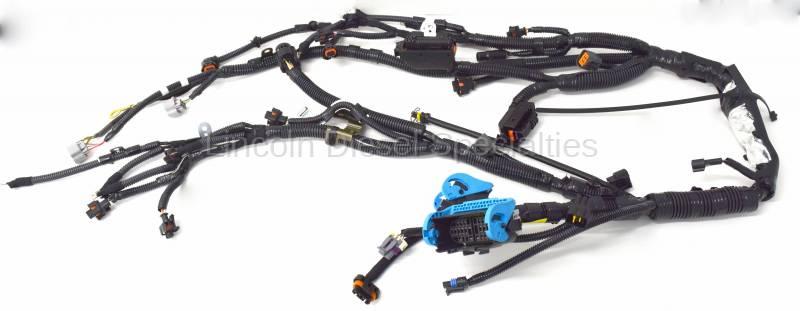 GM OEM Engine Wiring Harness (LLY)Lincoln Diesel Specialties