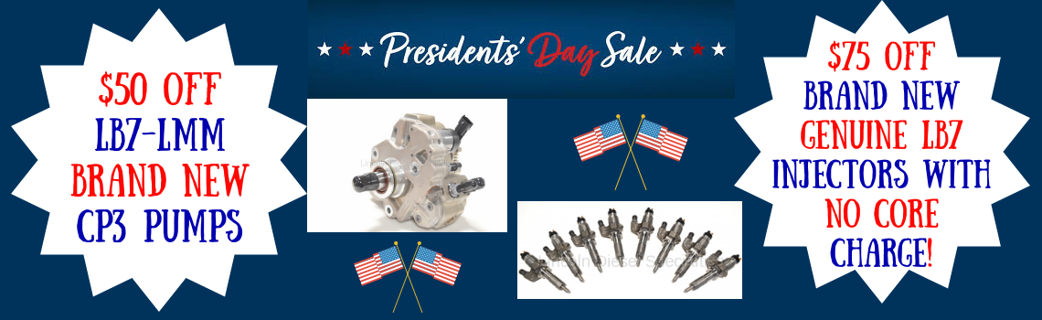 President's Day Sale 2020
