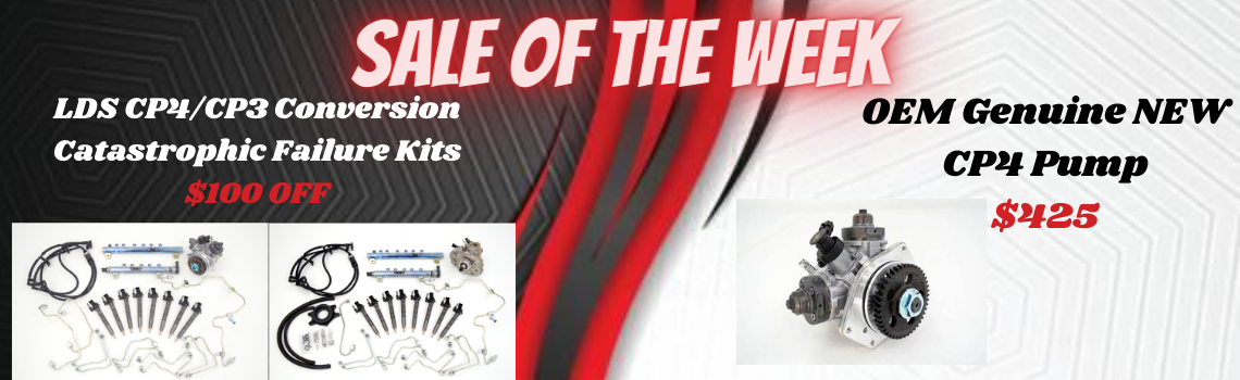 SALE OF THE WEEK CP4/CP3 CATASTROPHIC KITS and CP4