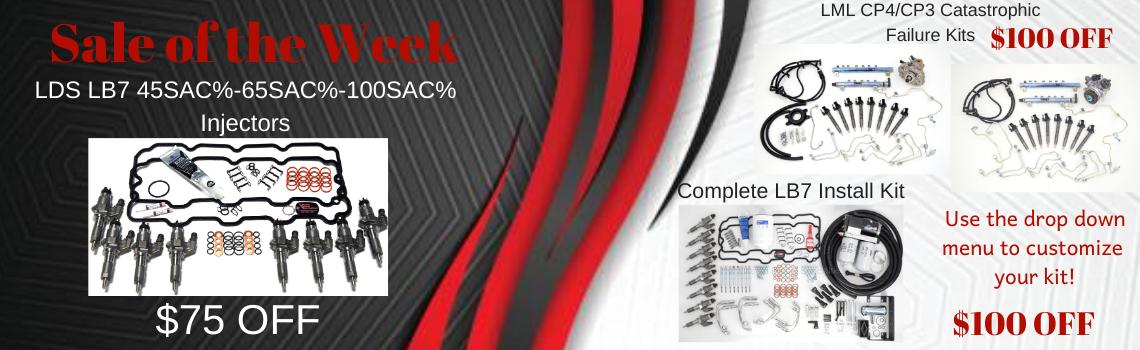 Sale of the Week SAC45-100/Catastrophic Kits
