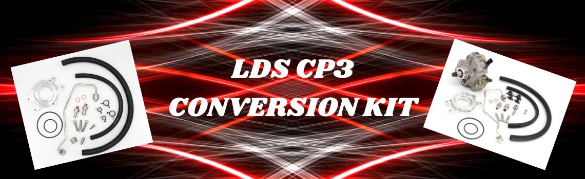 LDS CP3 Conversion