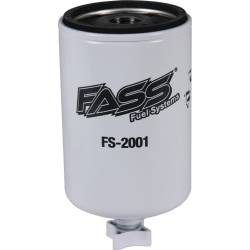 FASS - FASS Water Separator (Removing Emulsified Water)