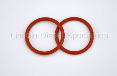 LB7 Injector Cup O-Rings (2001-2004)