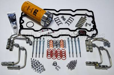Exclusive Injector Install Kit