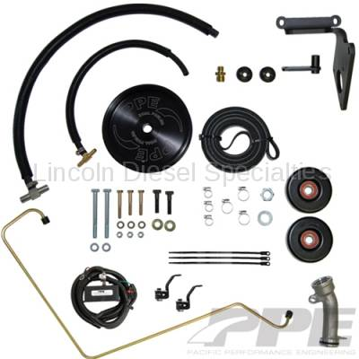 PPE - PPE Dual Fueler CP3 Kit (No Pump)(01- Only)