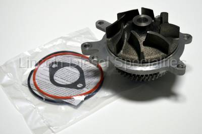 GM - GM/AC Delco OEM Water Pump (2001-2005)