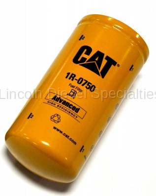 CAT 2 Micron Fuel Filter