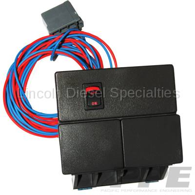 PPE - PPE High Idle Valet Switch 2001-2002