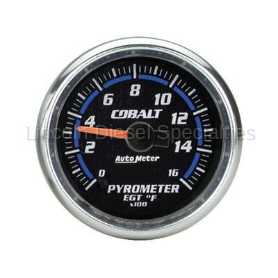 Auto Meter - Auto Meter Cobalt Series Pyrometer Guage