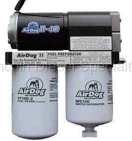 AirDog - AirDog II-4G DF-165 Lift Pump 2001-2010