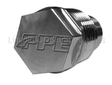 PPE - PPE Fuel Rail Race Plug (2004.5-2010)