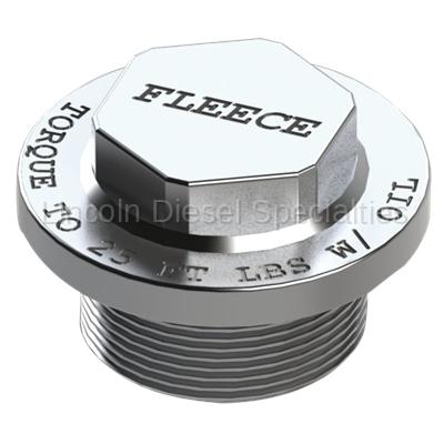 Fleece - Fleece Coolant Block-Off Plug (2001-2010)*