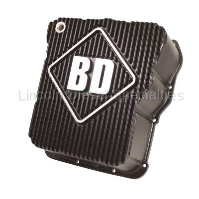 BD Diesel Performance - BD-Power Deep Sump Allison Transmission Pan - Black Finish (2001-2016)