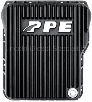 PPE - PPE Deep Allison Transmission Pan - Black Finish