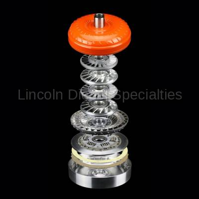 Suncoast - SunCoast Triple Disc Torque Converter 10531-3D/