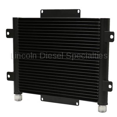 BD Diesel Performance - BD-Power Xtruded Auxiliary Trans Cooler (without fan) Universal