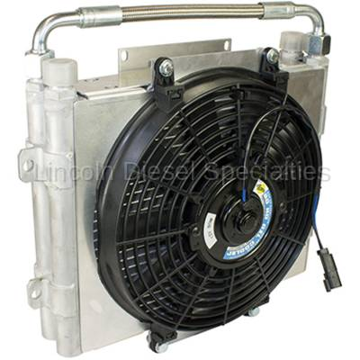 BD Diesel Performance - BD-Power Xtruded Double Stacked Transmission Cooler