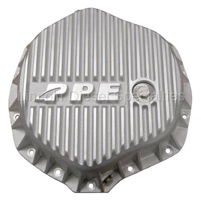 PPE - PPE Heavy Duty Differential Cover - Raw (GM-2001-2018)(Cummins 2003-2018)