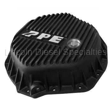 PPE - PPE Heavy Duty Differential Cover - Black (GM-2001-2018)(Cummins 2003-2018)