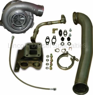 PPE - PPE GT40R Series Turbo Kit with Garrett GT4094R Turbo