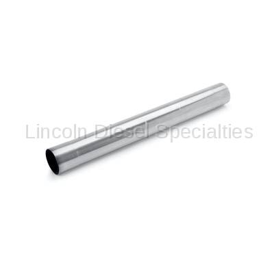 """Magnaflow - Magnaflow Universal 4"""" Muffler Delete Pipe 4"""" Inlet/Outlet  34"""" Overall Length, Stainless Steel"""