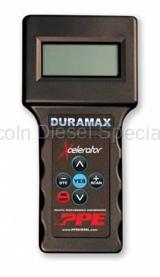 PPE - PPE Duramax Hot +2 E.T. Race Xcelerator