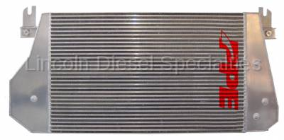 PPE - PPE High Flow Performance Intercooler w/Reinforced Pins