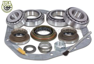 "USA Standard Gear - USA Standard Bearing Kit for '10 & Down GM 9.25"" IFS front (2001-2010)"
