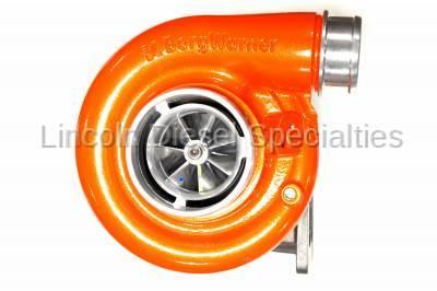 BorgWarner - BorgWarner S480 Billet Wheel, 96/88 , T-6, 1.15 Housing