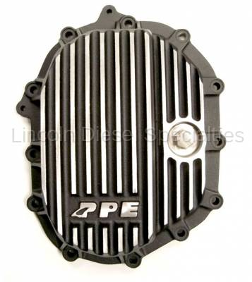 PPE - PPE Front Aluminum Differential Cover Brushed Finish (2011-2016)