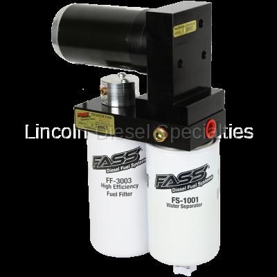 FASS - FASS Titanium Signature Series 250GPH Lift Pump (2001-2016)