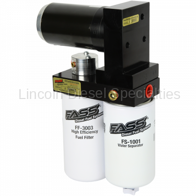 FASS - FASS Titanium Signature Series 290GPH Lift Pump (2001-2016)