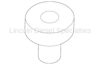GM - GM OEM Protection Shield Retaining Nut (2011-2018)