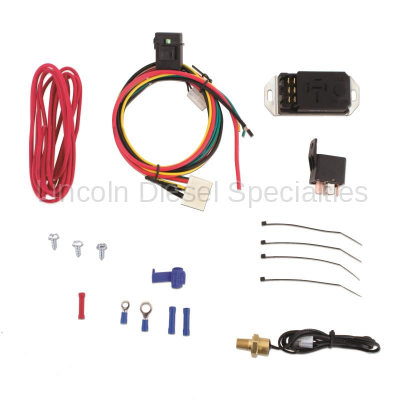 Mishimoto - Mishimoto Adjustable Fan Controller Kit (Universal)