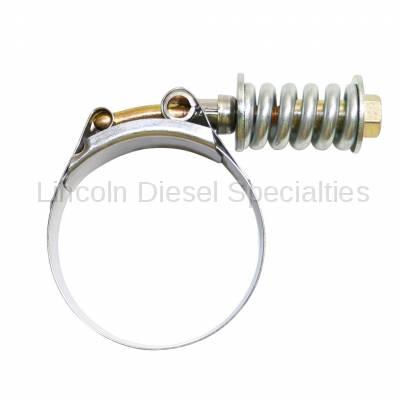 BD Diesel Performance - BD Diesel Constant Tension Hose Clamps High Torque (2.59in-2.94in) Universal