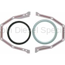 Mahle - Mahle Dodge/Cummins 5.9/6.7L Rear Main Seal Set (2003-2014)