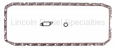 Mahle - Mahle Dodge/Cummins Engine Oil Pan Gasket Set (2007.5-2016)
