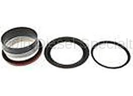 Mahle - Mahle Dodge/Cummins Timing Cover Seal with Repair Sleeve (1989-2018)