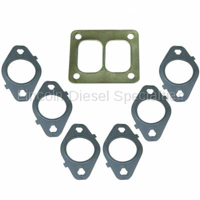 BD Diesel Performance - BD Performance Dodge/Cummins 5.9/6.7L, Exhaust Manifold Gasket Kit for T4 (1998.5-2018)
