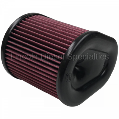 S&B - S&B Intake Replacement Filter - Oiled (Cleanable)